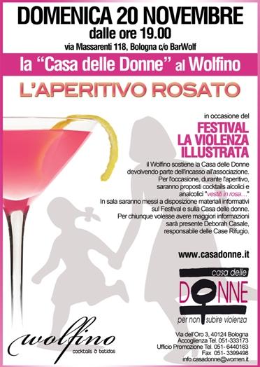 20/11/11: ore 19.00 Wolfino, via Massarenti
