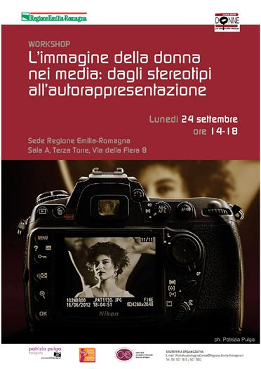 24/09/12: L'immagine della donna nei media