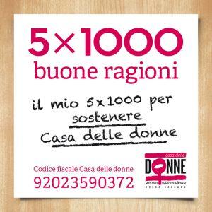 Casa Donne 5x1000 -2