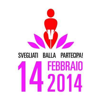 14 febbraio 2014: One Billion Rising!