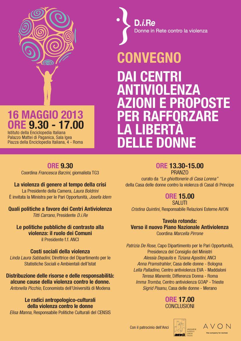 Dai centri antiviolenza azioni e proposte per rafforzare la libertà delle donne