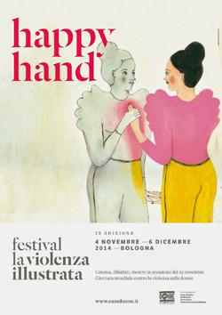 Festival La Violenza Illustrata – IX edizione, 2014