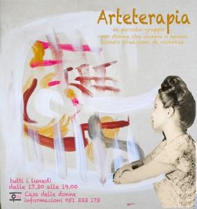 arteterapia immagine sito Casa Donne