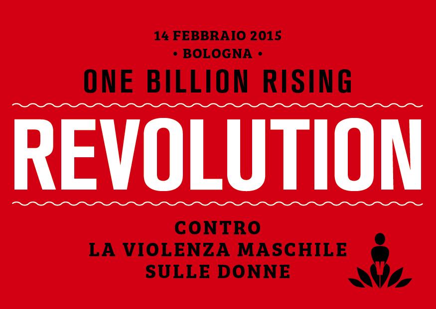 OBR: Un miliardo di donne che scendono in piazza è una rivoluzione!