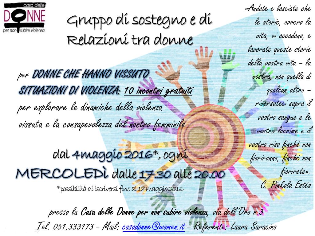 GruppoLaura_Casadelledonne2016