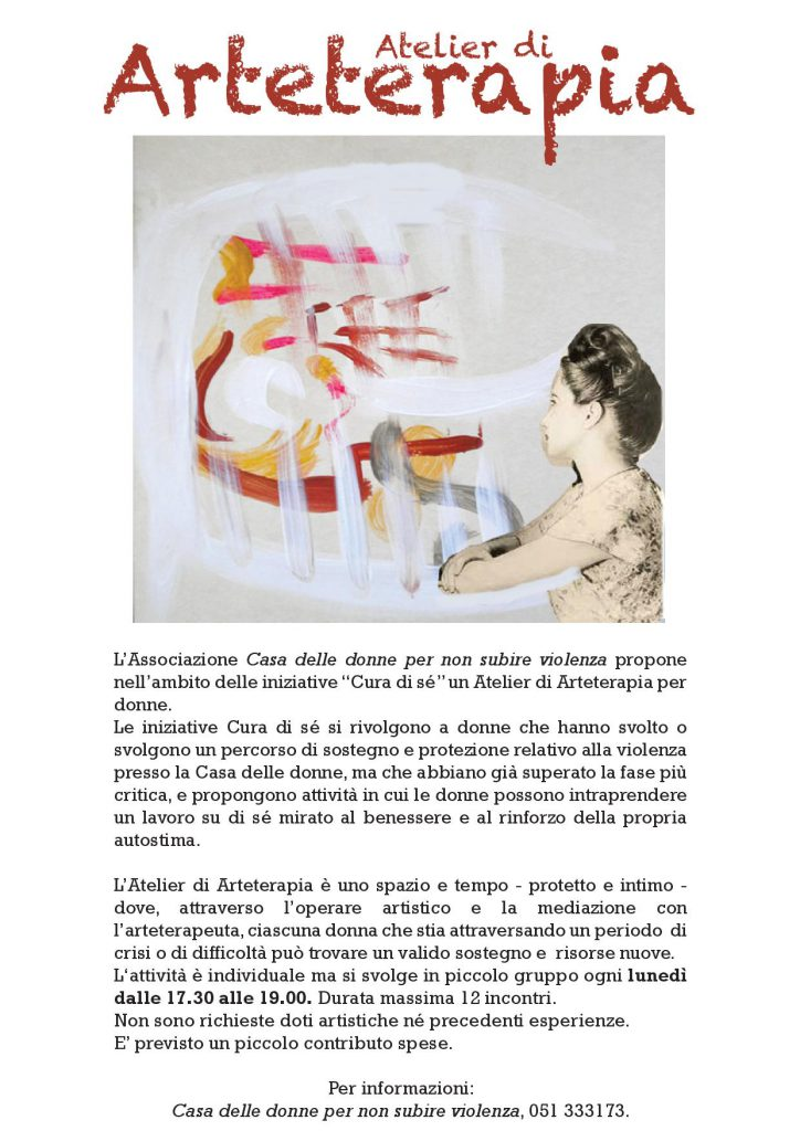 Atelier di Arteterapia 2016