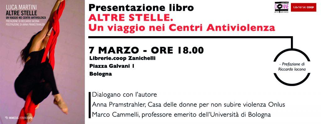 7marzo ALTRE STELLE invito presentazione Zanichelli