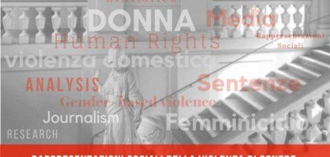 22 marzo convegno_Rappresentazioni sociali della violenza di genere: il femminicidio