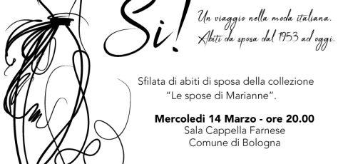 14 marzo: Sì! sfilata solidale per il Centro Anne Marie Erize di Roma