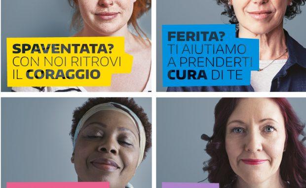 La nuova campagna della Casa delle donne