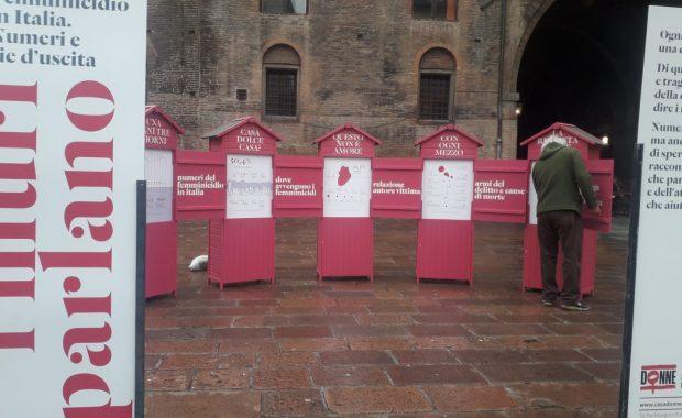 I muri parlano. Femminicidio in Italia. Numeri e vie d'uscita.