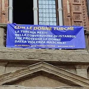 NO all'uscita della Turchia dalla Convenzione di Istanbul.